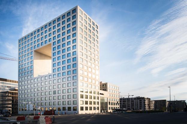Loué par Deloitte, le bâtiment est passé entre des mains sud-coréennes. (Photo: Nader Ghavami/Archives)