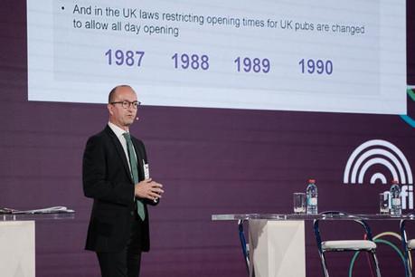 Jon Griffin a longtemps défendu le secteur luxembourgeois des fonds d'investissement. (Photo: Delano/Archives)