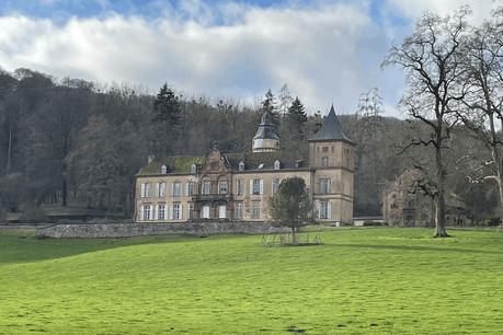 Les travaux de rénovation du château pourraient débuter rapidement. (Photo: Croix-Rouge luxembourgeoise)