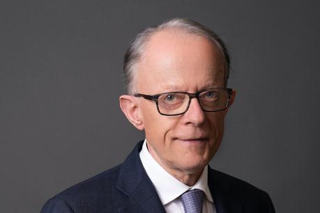 Pierre Rossy: «L'exportation conduit à une plus grande ouverture d'esprit, à une plus grande ouverture sur le monde. C'est antisclérosant.» (Photo:Schroeder Joailliers)