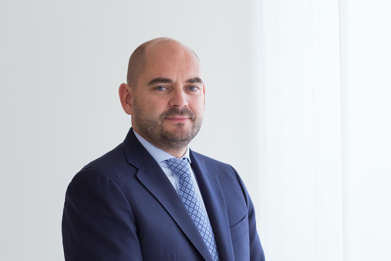 Alexandre Mouthon, gestionnaire chez Pictet AM, estime que le thème de la sécurité va rester porteur pour 2021 et au-delà. (Photo: Pictet Group/Sabine Senn)