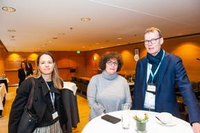 Beril Erman (PwC Luxembourg), Christiane Schaus (PwC Luxembourg) et Pierre Rodenbourg (Garage Rodenbourg) (© LaLa La Photo, Keven Erickson, Krystyna Dul)