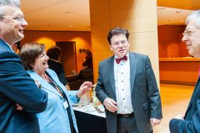 Au centre, Serge Allegrezza (Directeur du Statec) (© LaLa La Photo, Keven Erickson, Krystyna Dul)