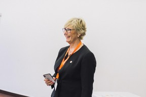 Catharina Biver (Sparx Factory) ((Photo: Lichterspiel Photography))