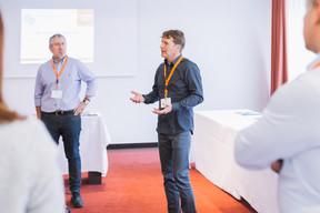 Enrico Abitelli et Alain Gérard (Trustia Partners) ((Photo: Lichterspiel Photography))