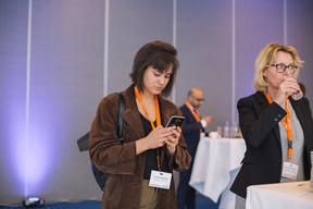 Eva Koczorowski (JP Morgan Luxembourg) et Sandrine Mettavant (Compagnie du Luxembourg) ((Photo: Lichterspiel Photography))