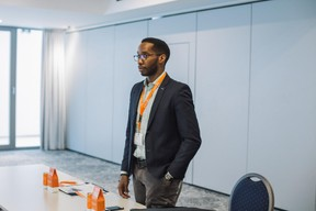 Thierry Ishimwe (Maltem Consulting) ((Photo: Lichterspiel Photography))