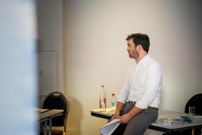 Ethan Schrieberg (Vital Briefing) ((Photo: Patricia Pitsch / Maison Moderne))