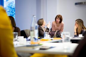 Susanne Arend (Change Focus) ((Photo: Patricia Pitsch / Maison Moderne))