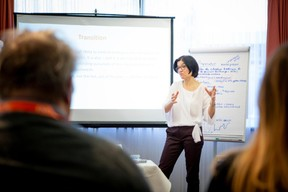 Tatjana Von Bonkewitz (Hofstede insights) ((Photo: Patricia Pitsch / Maison Moderne))