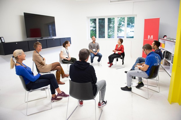 Journée Découverte: Improvisation et leadership - 28.09.2019 (Photo: Anthony Dehez)