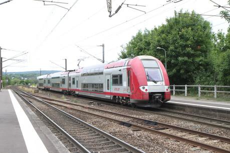 Un train sur deux devrait rouler en Belgique. (Photo: Frédéric Antzorn/archives Maison Moderne)