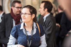 Mariana Ghibirsina (Office Freylinger) ((Photo: Jan Hanrion / Maison Moderne))