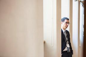 Philippe Ocvirk (Office Freylinger) ((Photo: Jan Hanrion / Maison Moderne))