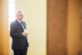 Pierre Kihn (Office Freylinger) ((Photo: Jan Hanrion / Maison Moderne))
