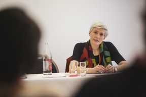 Astrid Wagner (Arendt & Medernach) ((Photo: Jan Hanrion / Maison Moderne))