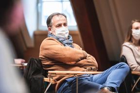 Hans Ghyssaert (A'venue International) ((Photo: Julian Pierrot / Maison Moderne))