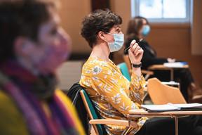 Journée de workshops - 09.02.2021 ((Photo: Julian Pierrot / Maison Moderne))