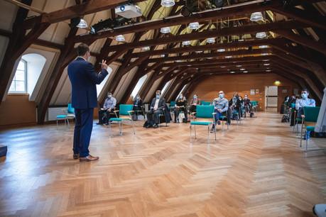 Journée de workshops - 11.03.2021 (Photo: Simon Verjus/Maison Moderne)