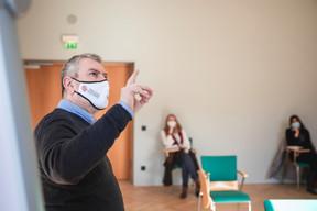Enrico Abitelli (Trustia Partners) ((Photo: Simon Verjus /Maison Moderne))