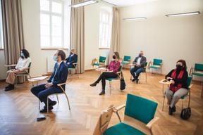 Journée de workshops - 11.03.2021 ((Photo: Simon Verjus /Maison Moderne))