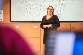 Elodie Benni (Ennéade) ((Photo: Simon Verjus /Maison Moderne))