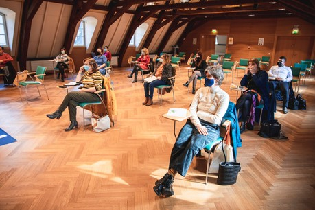 Journée de workshops - 11.03.2021 (Photo: Simon Verjus /Maison Moderne)