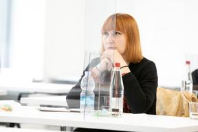 Juliette Dabe (Advanzia Bank) ((Photo: Julian Pierrot/Maison Moderne))