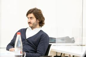 Hatim Chebli (Beng Architectes Associés) ((Photo: Julian Pierrot/Maison Moderne))