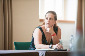 Stéphanie Schaeffer (Centreon Software Systems) ((Photo: Simon Verjus/Maison Moderne))