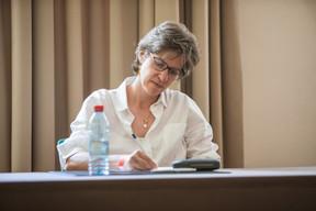 Cécile Schauer (Aimer Travailler) ((Photo: Simon Verjus/Maison Moderne))