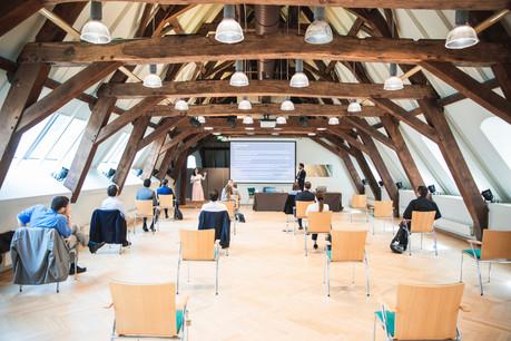Journée de workshops - 15.06.2021. (Photo: Simon Verjus/Maison Moderne)
