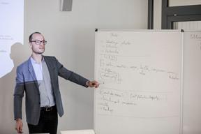 Auban Derreumaux (Innov'ICTion) ((Photo: Jan Hanrion/Maison Moderne))
