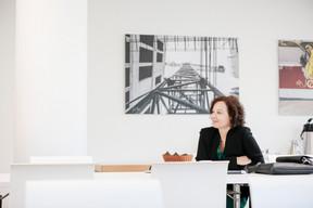 Laurence Lochu (Institut Français du Luxembourg) ((Photo: Jan Hanrion/Maison Moderne))