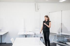 Nathalie Thunus (SFC Conseil) ((Photo: Jan Hanrion/Maison Moderne))