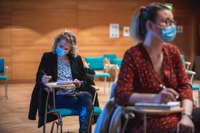 Journée de workshops - 28.01.2021 ((Photo: Simon Verjus / Maison Moderne))