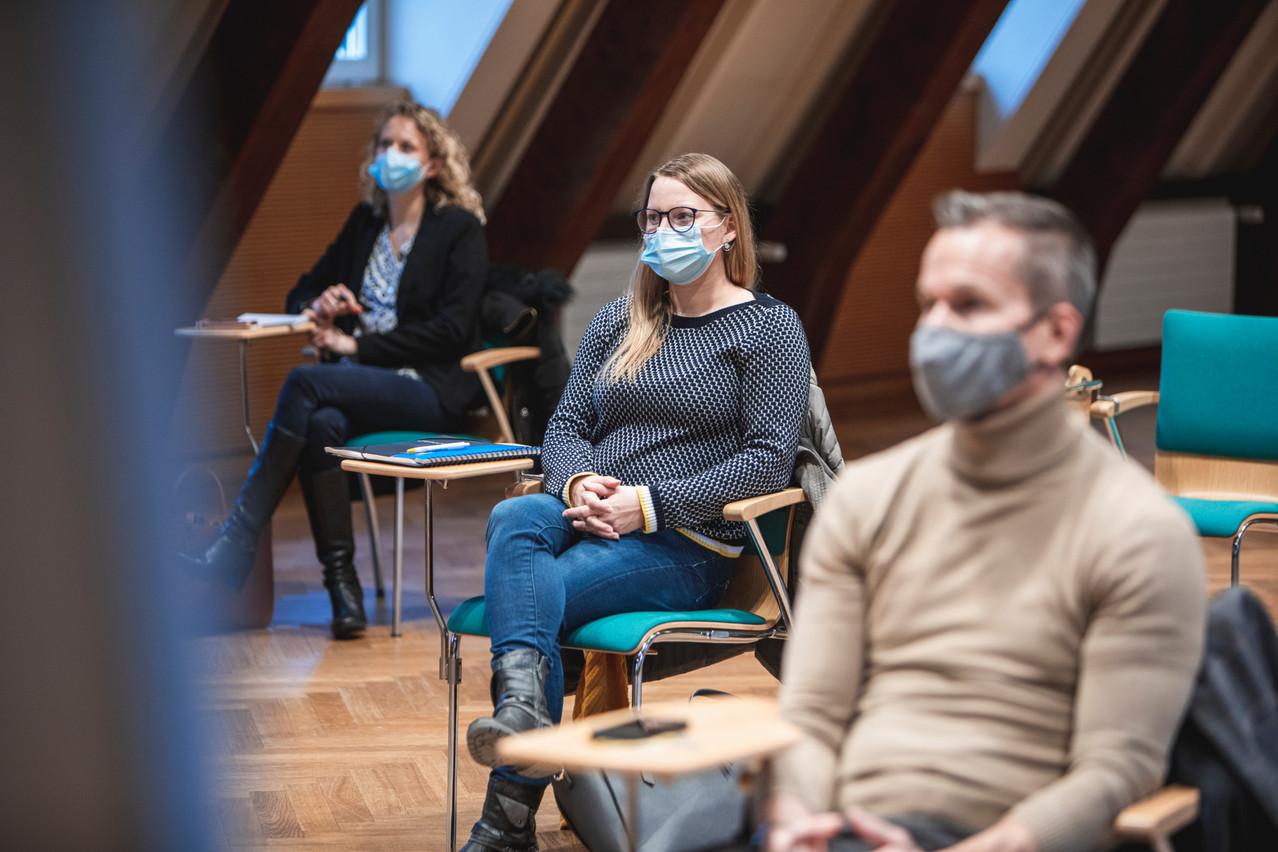 Journée de workshops - 28.01.2021 (Photo: Simon Verjus / Maison Moderne)