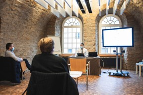 Journée de workshops - 28.01.2021 ((Photo: Julian Pierrot / Maison Moderne))