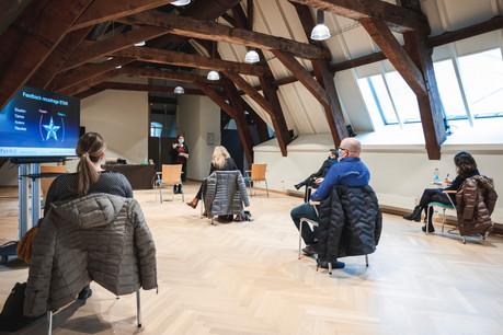 Journée de workshops - 28.01.2021 (Photo: Julian Pierrot / Maison Moderne)