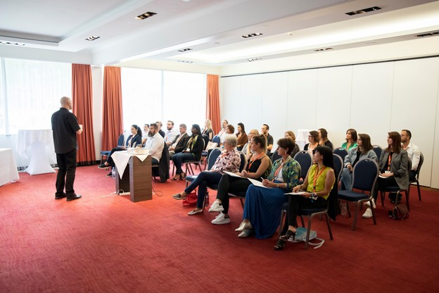 Journée de workshops - 20.06.2019 (Photo: Jan Hanrion/Maison Moderne)