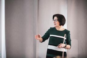 Tatjana Von Bonkewitz (Hoefstede Insights) ((Photo: Patricia Pitsch/Maison Moderne))