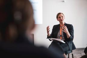 Sarah Battey (All About Talent) ((Photo: Patricia Pitsch/Maison Moderne))