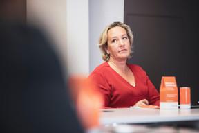 Louise Crosby (Ministère de l'Éductaion) ((Photo: Patricia Pitsch/Maison Moderne))