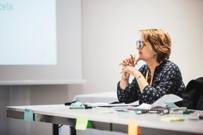 Véronique Bono (RBC ITS) ((Photo: Patricia Pitsch/Maison Moderne))