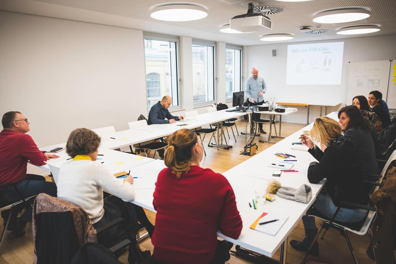 Journée de workshops - 12.03.2020 (Photo: Arthur Ranzy)