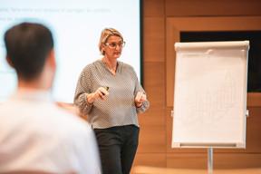 Caroline Lamboley (Lamboley Executive Search) ((Photo: Simon Verjus/Maison Moderne))