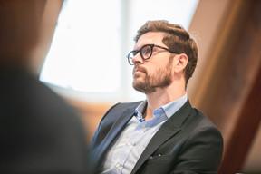 Bruno Van de Vloet (Advisory Key) ((Photo: Simon Verjus/Maison Moderne))