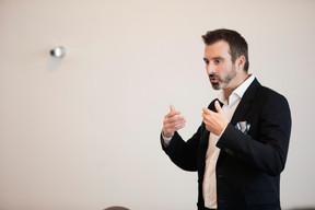 Renaud Le Squeren (DSM avocats à la cour) ((Photo: Jan Hanrion / Maison Moderne))