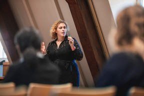 Anne Charton (Thewes Reuter) ((Photo: Simon Verjus/Maison Moderne))
