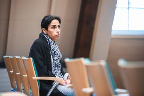 Fatima Gueloua (Max Planck Institute) ((Photo: Simon Verjus/Maison Moderne))